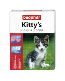 BEAPHAR Kitty`s Junior 150 comprimate