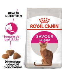 Royal Canin Exigent Savour Hrană Uscată Pisică 10 kg + 2 kg