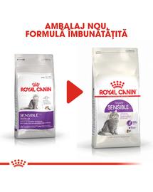 Royal Canin Sensible Hrană Uscată Pisică 4 kg