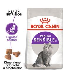Royal Canin Sensible Adult hrana uscata pisica pentru digestie optima, 4 kg