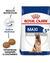 Royal Canin Maxi Adult 5+ Hrană Uscată Câine 4 kg