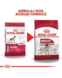 Royal Canin Medium Adult Hrană Uscată Câine 4 kg