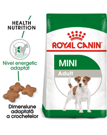 Royal Canin Mini Adult hrana uscata caine, 8 kg