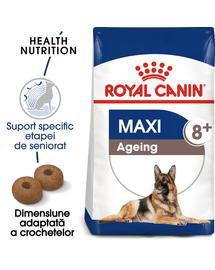 Royal Canin Maxi Ageing 8+ Hrană Uscată Câine 15 kg