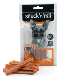 SNACK & ROLL Chicken Strips 70 g