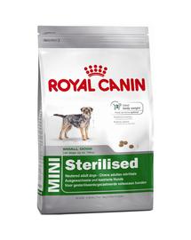 Royal Canin Mini Sterilised Hrană Uscată Câine 2 kg