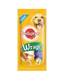 PEDIGREE WRAP Recompense pentru câini 12 x 40 g