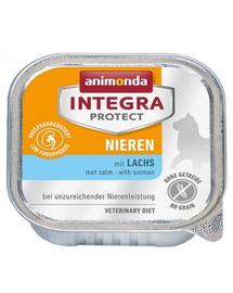 ANIMONDA Integra Protecție Renală cu Somon 100 g