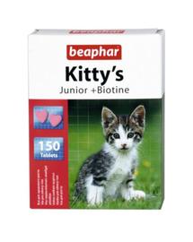BEAPHAR Kitty`s Junior 150 comprimate