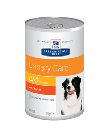 HILL'S Canine Urinary c/d 370 g