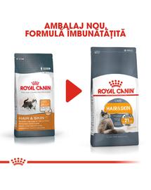 Royal Canin Hair&Skin Care Adult hrana uscata pisica pentru piele si blana, 4 kg