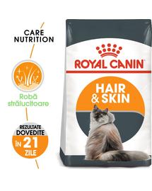 Royal Canin Hair&Skin Care Adult hrana uscata pisica pentru piele si blana, 10 kg