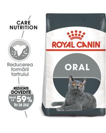 Royal Canin Oral Care Hrană Uscată Pisică 400 g