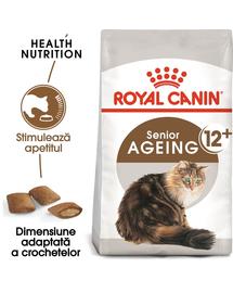 Royal Canin Ageing 12+ Hrană Uscată Pisică 400 g