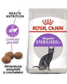 Royal Canin Sterilised Hrană Uscată Pisică 400 g