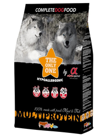 ALPHA SPIRIT The only one Multiprotein 3 kg