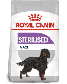 Royal Canin Maxi Sterilised Adult hrana uscata caine sterilizat, 9 kg