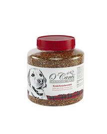 O'CANIS Supliment alimentar cu oase de vită/măduvă pentru câini și pisici 900 gr