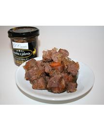 O'CANIS DE LUX cu carne de cerb în aspic 300 g