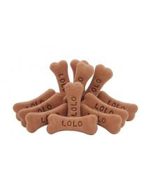 LOLO PETS Biscuiți de ciocolată sub formă de os M 3 kg