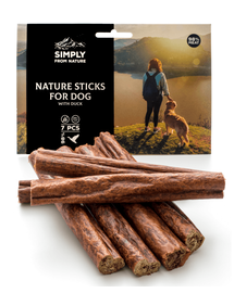 SIMPLY FROM NATURE Nature Sticks cu rață 7 buc.