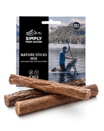 SIMPLY FROM NATURE Nature Sticks MIX 3 buc.