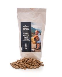 SIMPLY FROM NATURE Hrană uscată pentru câini coaptă în cuptor, cu carne de mistreț 1,2 kg