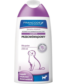 FRANCODEX Șampon anti mâncărimi 250 ml
