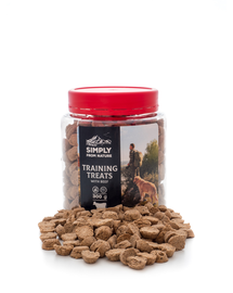 SIMPLY FROM NATURE Training Treats cu carne de vită 300 g