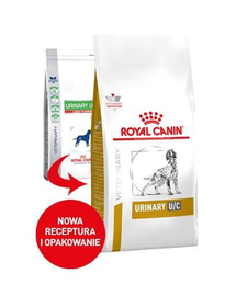 ROYAL CANIN Dog Urinary U/C Low Purine 14 kg