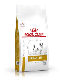 ROYAL CANIN Dog urinary small 1.5 kg