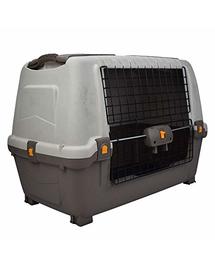 TRIXIE Transporter Skudo Car 100, M–L: 100 × 68 × 60 cm