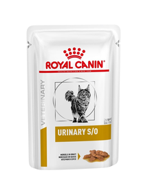 ROYAL CANIN Veterinary Diet Feline Urinary S/O 85 g x 12 buc.