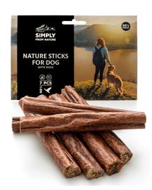 SIMPLY FROM NATURE Nature Sticks cu rață 7 buc.