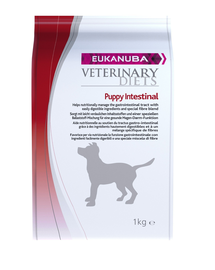 EUKANUBA Veterinary Diets Intestinal Disorders Puppy All Breeds 1 kg