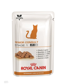 ROYAL CANIN Senior Cat Consult Stage 100 g