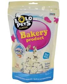 LOLO PETS Biscuiți cu aromă de fructe de mare 350 g