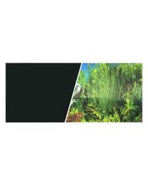 HAGEN Fundal cu două fețe pentru acvariu Aquarium negru 30cmx7.5m