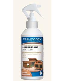 FRANCODEX Dezinfectant și agent de împrospătare pentru cuști de animale 500 ml
