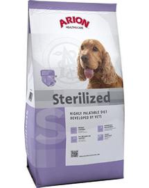 ARION Health&Care - Hrană uscată pentru câini sterilizați 12 kg+1 kg GRATIS