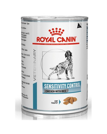 ROYAL CANIN Dog sensitivity control pui & orez 420 g