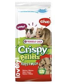 VERSELE-LAGA Crispy hrană pentru șoareci și șobolani 1 kg