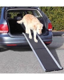 TRIXIE Rampă pentru câini Aluminum