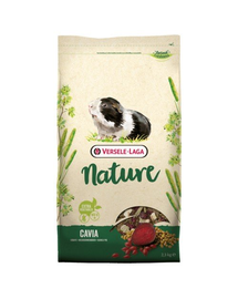 VERSELE-LAGA Cavia Nature – pentru porcușori de Guineea  2,3 kg