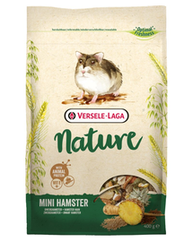 VERSELE-LAGA Nature- Pentru Hamsteri Pitici 400 g