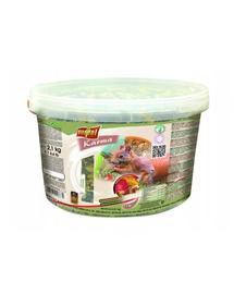 VITAPOL Hrană pentru veverițe - 4 sezoane 2,1 kg