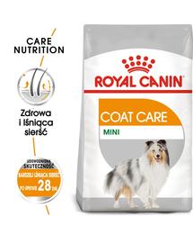 ROYAL CANIN Mini coat care 8 kg