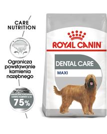 Royal Canin Maxi Dental Care Adult hrana uscata caine pentru reducerea formarii tartrului, 3 kg
