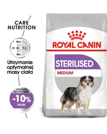 ROYAL CANIN Medium Sterilised 10 kg