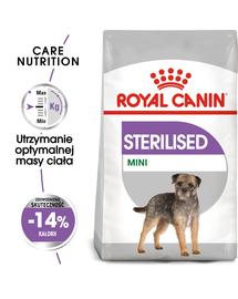 ROYAL CANIN Mini sterilised 1 kg